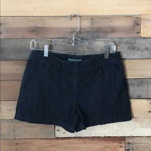 Loft denim shorts, size 2